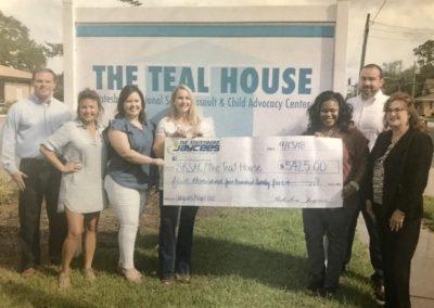 SARC | The Teal House